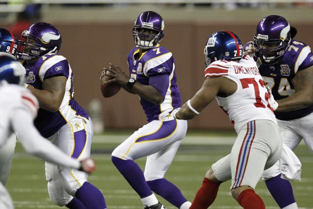 Vikings vs. Giants: Breaking Down Minnesota's Game Plan