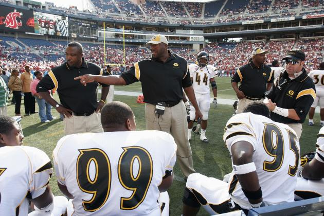 Grambling Football Coach Fired After Team No-Shows at Practice
