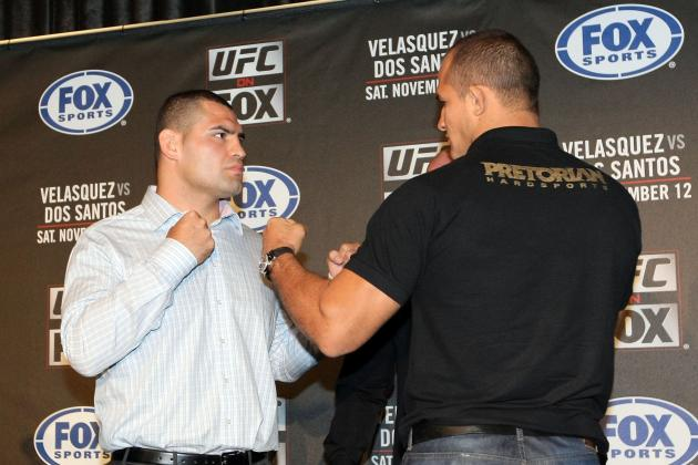 UFC 166: Velasquez vs. Dos Santos 3 Fight Card, TV Info, Predictions and More