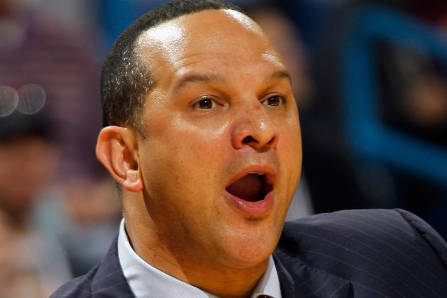 Tony Barbee: SEC Is 'Best Basketball League in the Country'