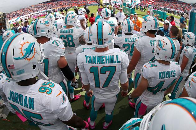 Dissecting Most Crucial Matchups in Miami's Week 7 Contest with Buffalo