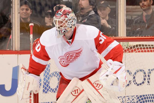 Jonas Gustavsson's Resurgence Adds Important Piece to Detroit Red Wings' Puzzle