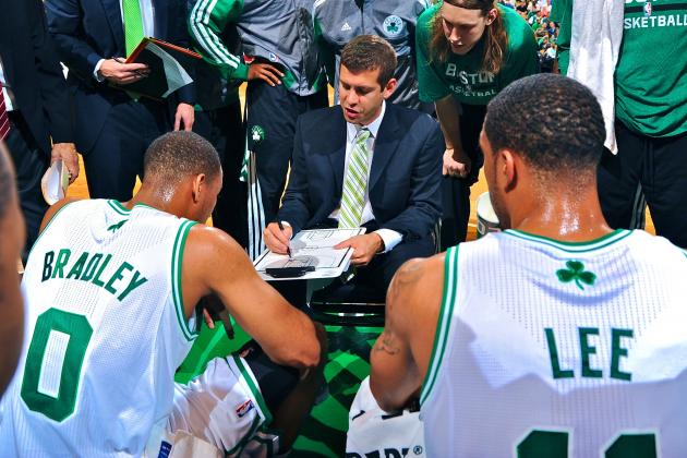 Celtics Coach Brad Stevens: Adjusting to the NBA Level Is a Matter of Time