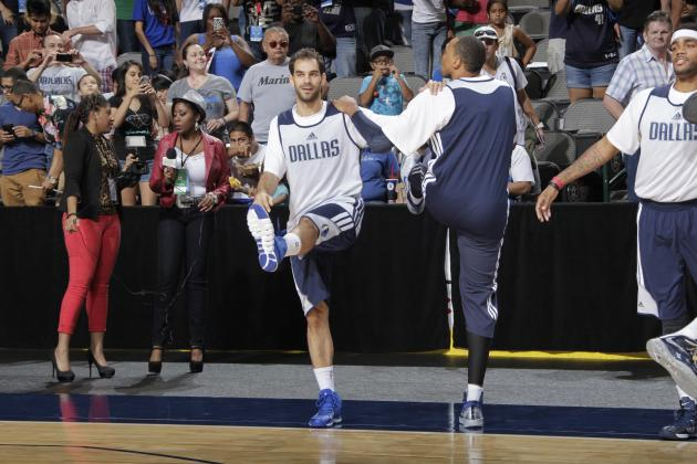 Jose Calderon: Dallas Mavericks' Newest Floor General and X-Factor
