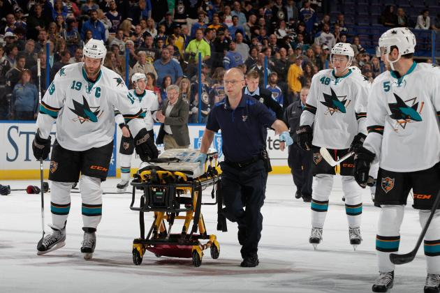 NHL: Will San Jose Sharks' Red Hot Start Continue Without Injured Dan Boyle?