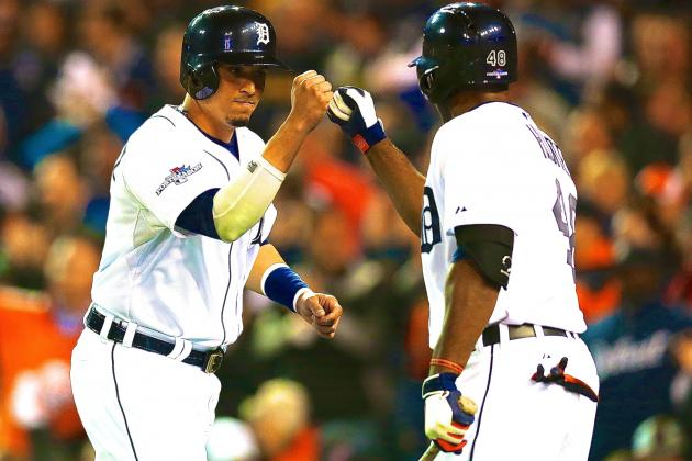 Boston Red Sox vs. Detroit Tigers Game 4: Live Score and ALCS Highlights