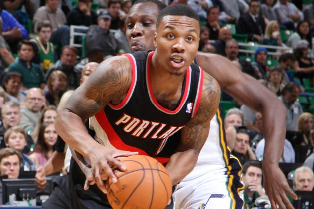 Rapid Reaction: Blazers sink Jazz 99-92