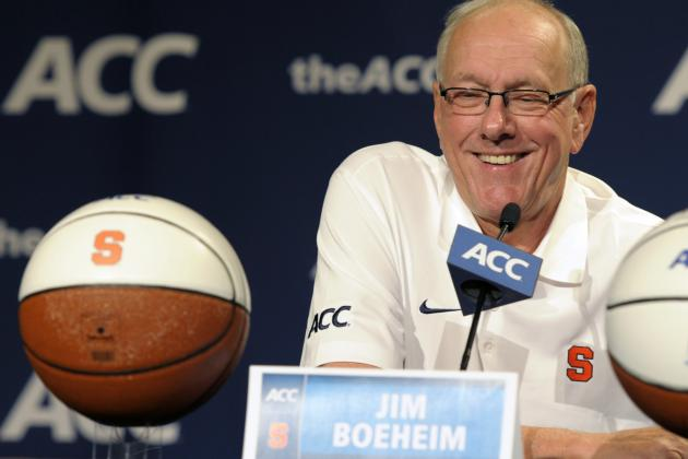 Syracuse Basketball: Jim Boeheim's Insight During Media Day