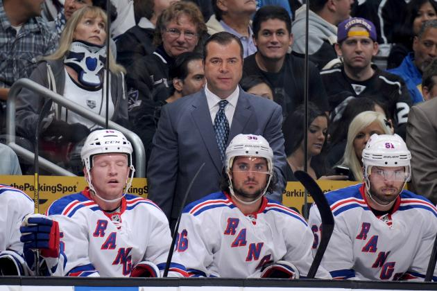 Early Impressions of Alain Vigneault's Start with New York Rangers