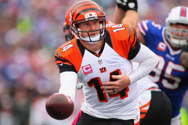 Bengals vs. Lions: Breaking Down Cincinnati's Game Plan