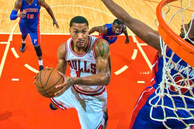 Derrick Rose Claims to Be More Explosive After Recovering from ACL Surgery