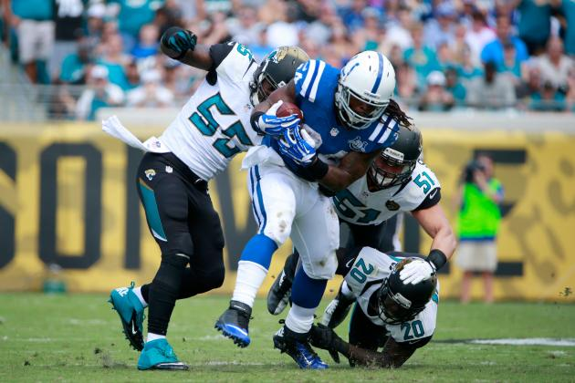 Trent Richardson Trade Starting to Look Like a Dud for the Colts