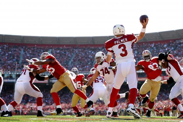 How Carson Palmer Can Turn Around His Underwhelming Season with the Arizona Card