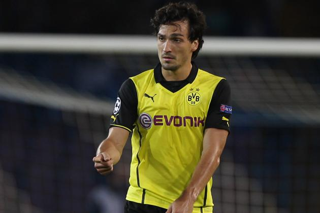 Barcelona Reportedly Set to Beat Manchester United for Mats Hummels Transfer