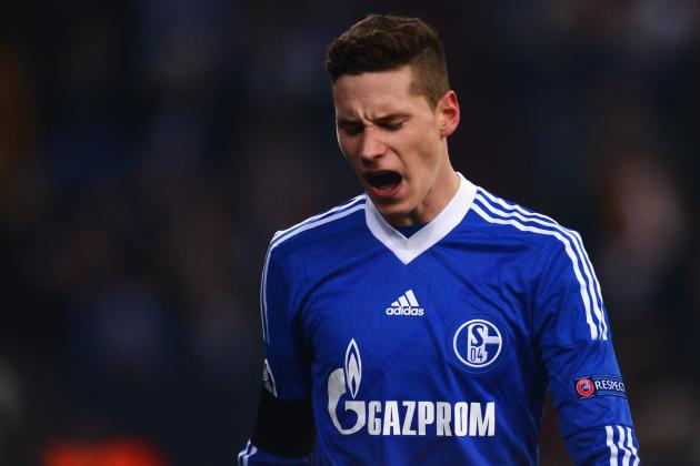Julian Draxler Talks Barcelona, Real Madrid, Arsenal, Chelsea and Man United