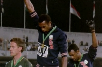 Why I Gave 'Black Power Salute': Smith