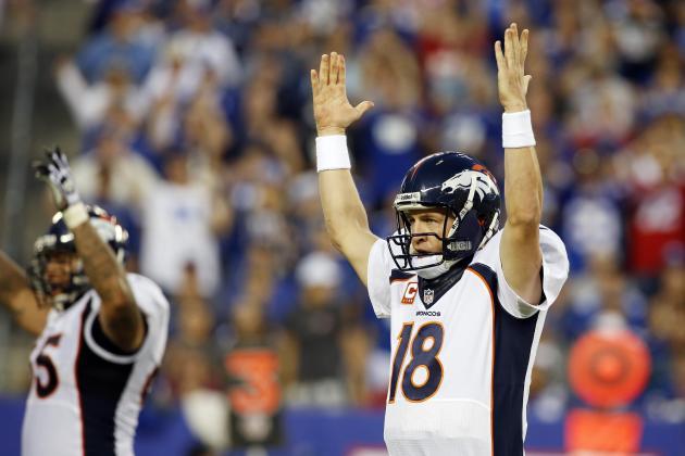 Denver Broncos vs. Indianapolis Colts: Breaking Down Denver's Game Plan