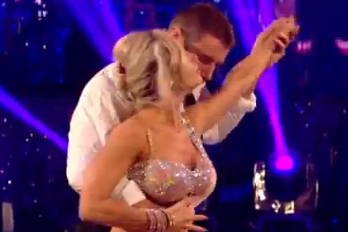Cohen Admits to 'Dry-Humping' in Strictly Rehearsals