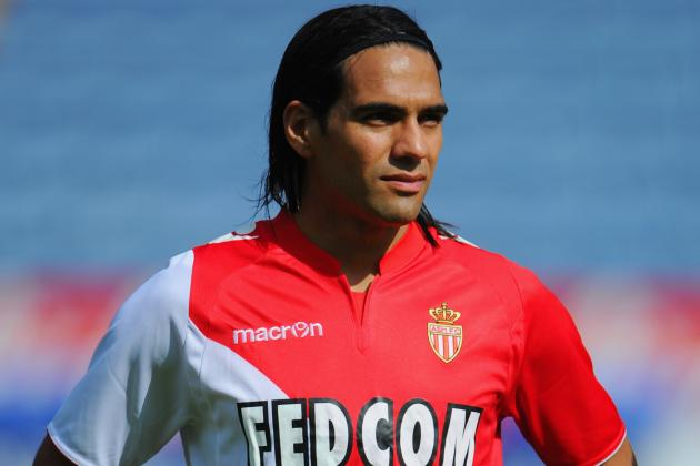 Radamel Falcao Reacts to Transfer Interest from Real Madrid's Florentino Perez