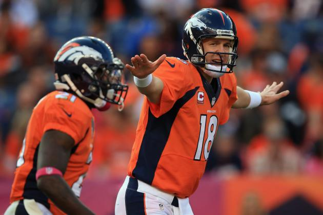 What to Expect from Peyton Manning and the Denver Broncos Offense in Week 7