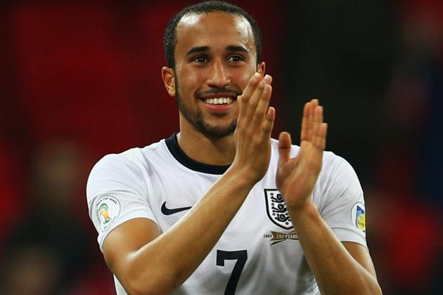 Andros Townsend Told He Is Not Gareth Bale by Paul Lambert