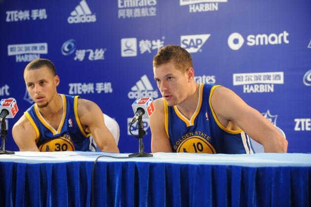 Why the 2013-14 NBA Season Will Be the Year of the Golden State Warriors