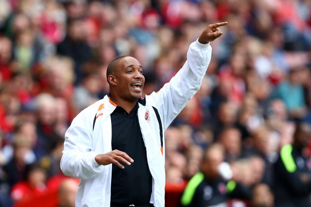 Paul Ince Threatened to Knock out Fourth Official, Fans to Wear Masks in Support