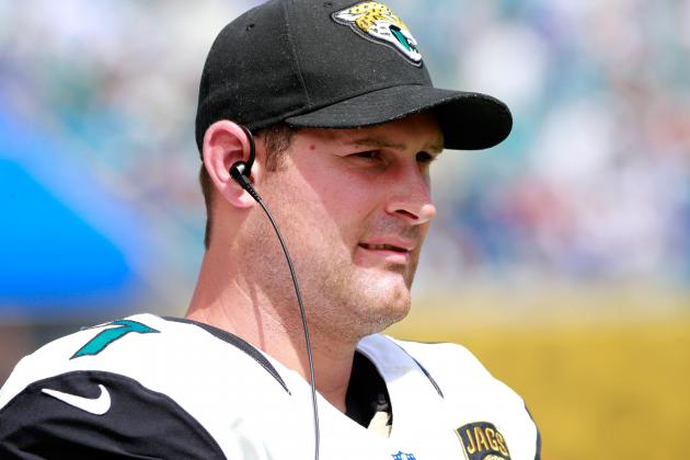 Jaguars Notebook: Chad Henne Has New Fan; Son Was Born Sunday