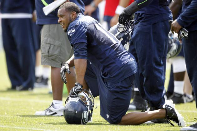 Percy Harvin Reportedly Will Resume Practice Next Week