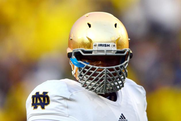 Is Notre Dame's Stephon Tuitt Going Pro After 2013?
