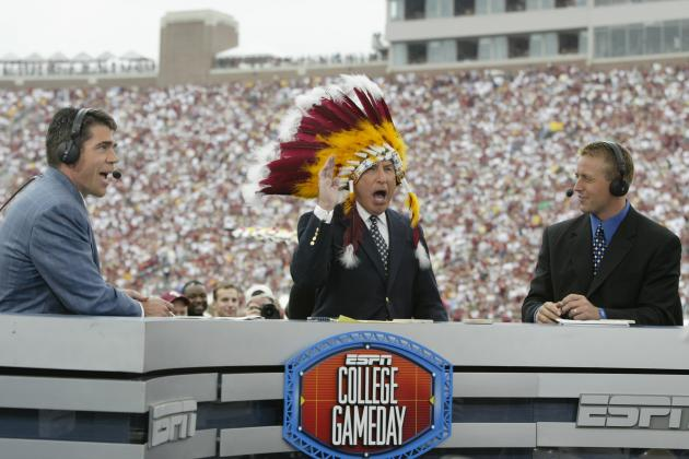 College GameDay 2013: Week 8 Schedule, Location, Predictions and More