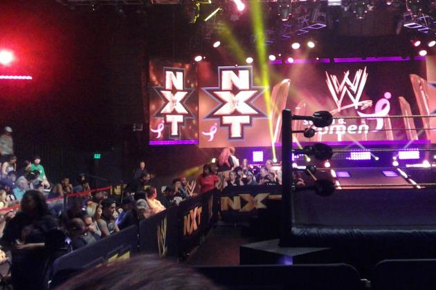 Ohno and Harper Impress, but Like Its Roster, WWE'S NXT Is a Work in Progress