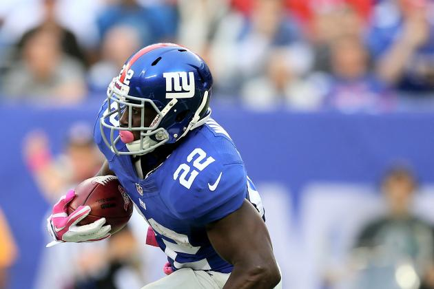David Wilson Injury: Giants to Exercise Caution with Star RB