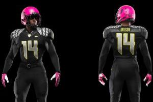 Oregon Going Pink vs. Wash. St.