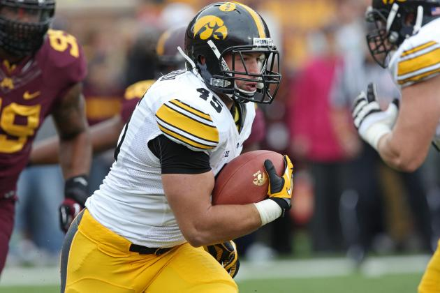 Ohio State-Iowa: Defending Iowa's Running Game