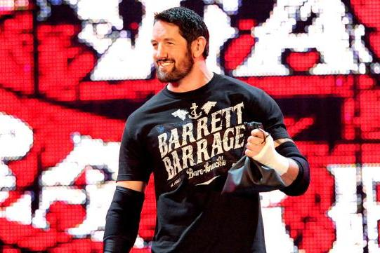 Wade Barrett Returns at Live Event, but What Next?
