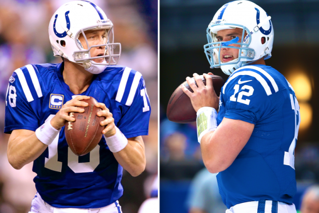 Colts vs. Broncos? Manning vs. Luck? What's a True Fan to Do?