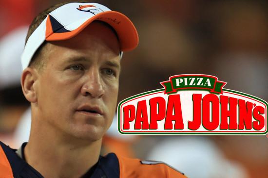 Peyton Manning's Pizza Parlors Are Raking in Cash