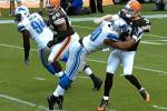 Suh Fined $31.5K by NFL for Hit on Weeden...