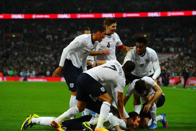 England Will Host Germany and Chile in November Friendlies at Wembley