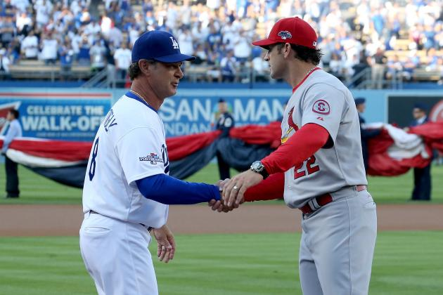 Questioning Mike Matheny: St. Louis Cardinals Surrender in Game 5 of the NLCS