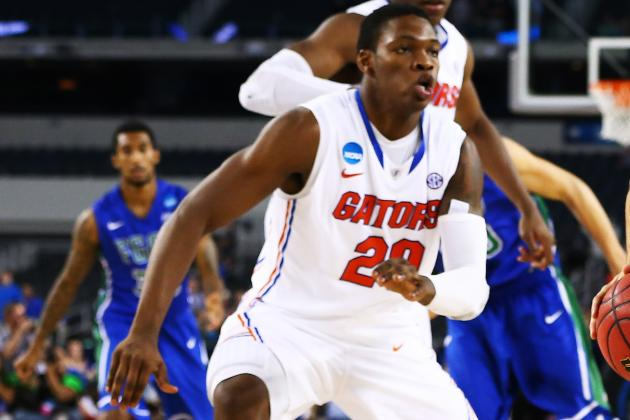 UF Shooting Guard Michael Frazier Being Tested for Mono