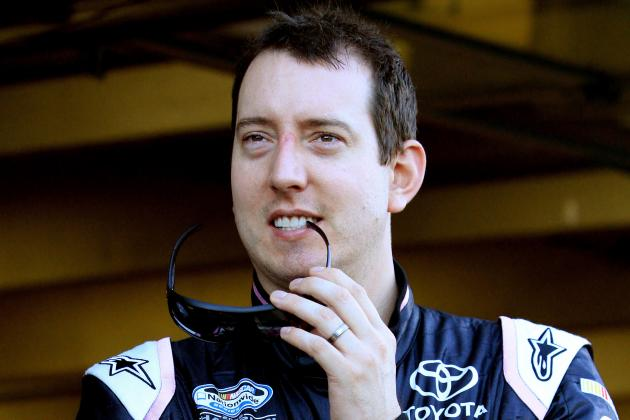 Kyle Busch Foundation Wins NMPA Spirit Award