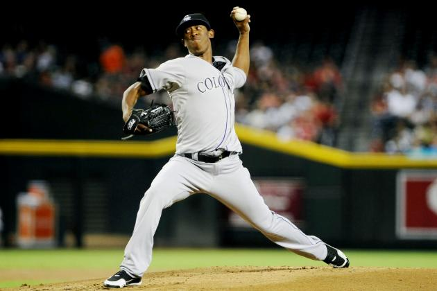 Rangers Claim Edwar Cabrera from Rockies