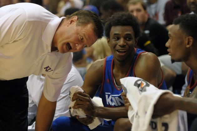 Bill Self Altered His Game Plan vs. Texas Tech to Impress Andrew Wiggins