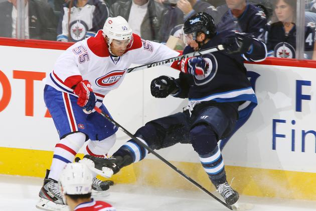 Buying or Selling Winnipeg Jets Players' Hot and Cold Starts in 2013-14