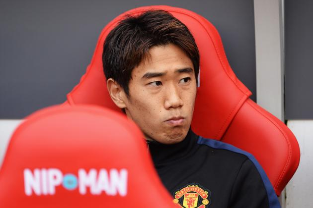 Kagawa Wants More Game Time at Manchester United