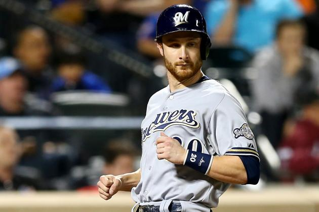 Milwaukee Brewers Catchers Get High Marks Thanks to Jonathan Lucroy