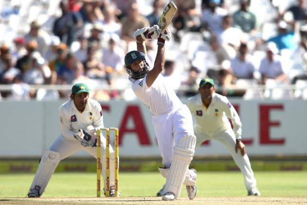 South Africa's Batting Catastrophe Against Pakistan in the First Test
