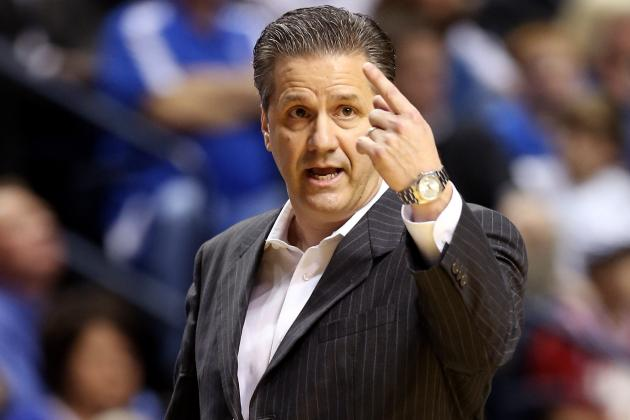 USA Today College Basketball Poll 2013: Complete Preseason Rankings